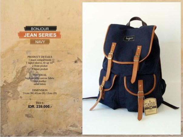 Jean Series IDR 239.000 (tersedia warna Blue, Brown, navy)